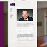 Website Screenshot 6 - Kunden - ARIS GmbH – Aktien-Research und Investment-Steuerung