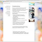 Website Screenshot 2 - Kunde - Evelyn Kälker - Personalentwicklung, Supervision, Coaching