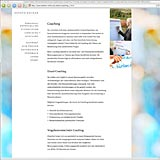 Website Screenshot 4 - Kunde - Evelyn Kälker - Personalentwicklung, Supervision, Coaching